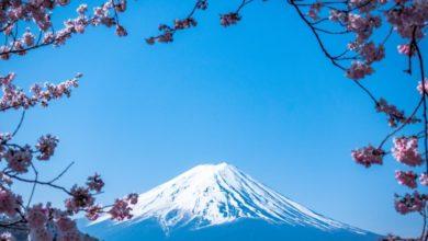 Photo of Легенды о священной горе Фудзи