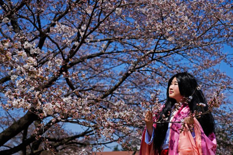 Легенды о священной горе Фудзи