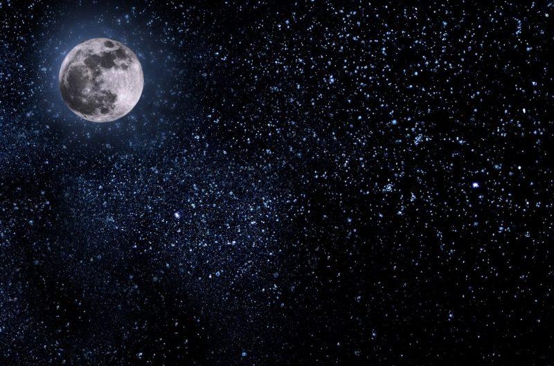 10 способов наполниться лунной энергией