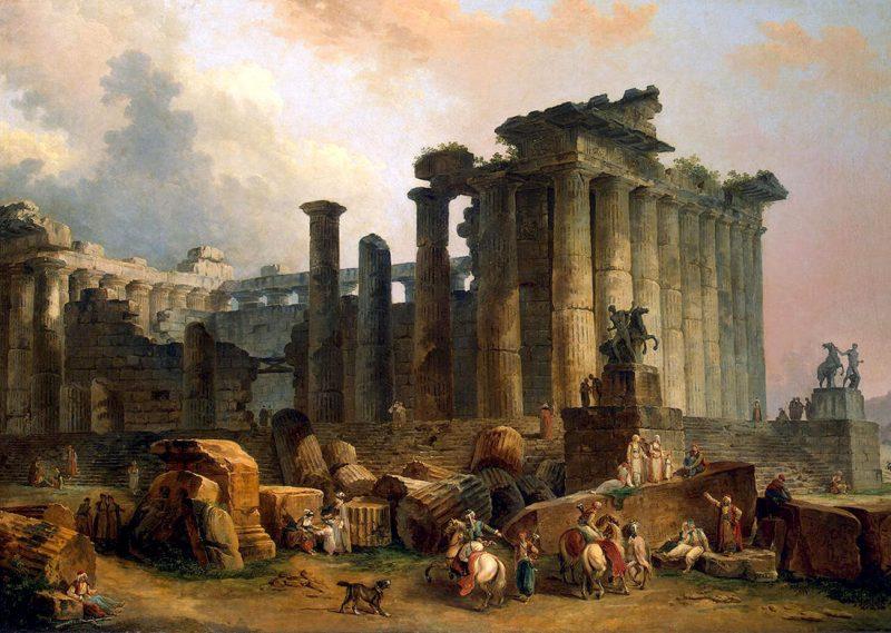 Циклична ли история человечества