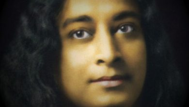 Парамаханса Йогананда — один из первых учителей йоги на Западе
