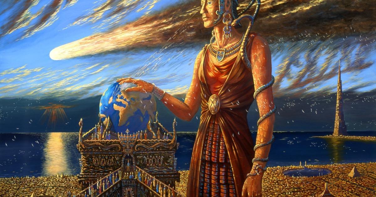 Археология массового уничтожения цивилизации