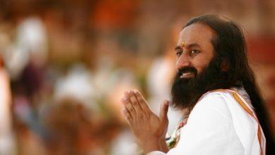 Шри Шри Рави Шанкар — гуманитарный лидер, духовный учитель и посол мира
