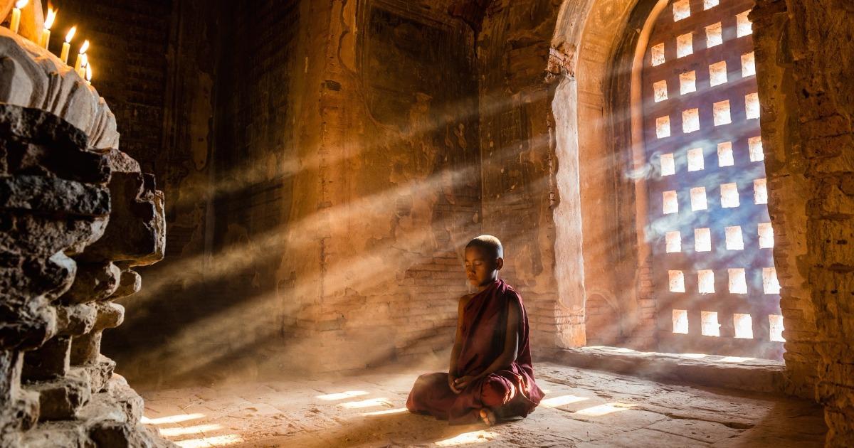 Око возрождения, или Пять тибетцев: Шестое ритуальное действие