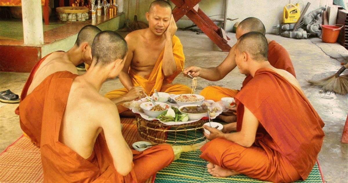 Секреты питания тибетских лам