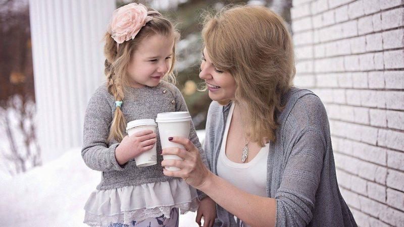 Сепарация от мамы: понять и простить