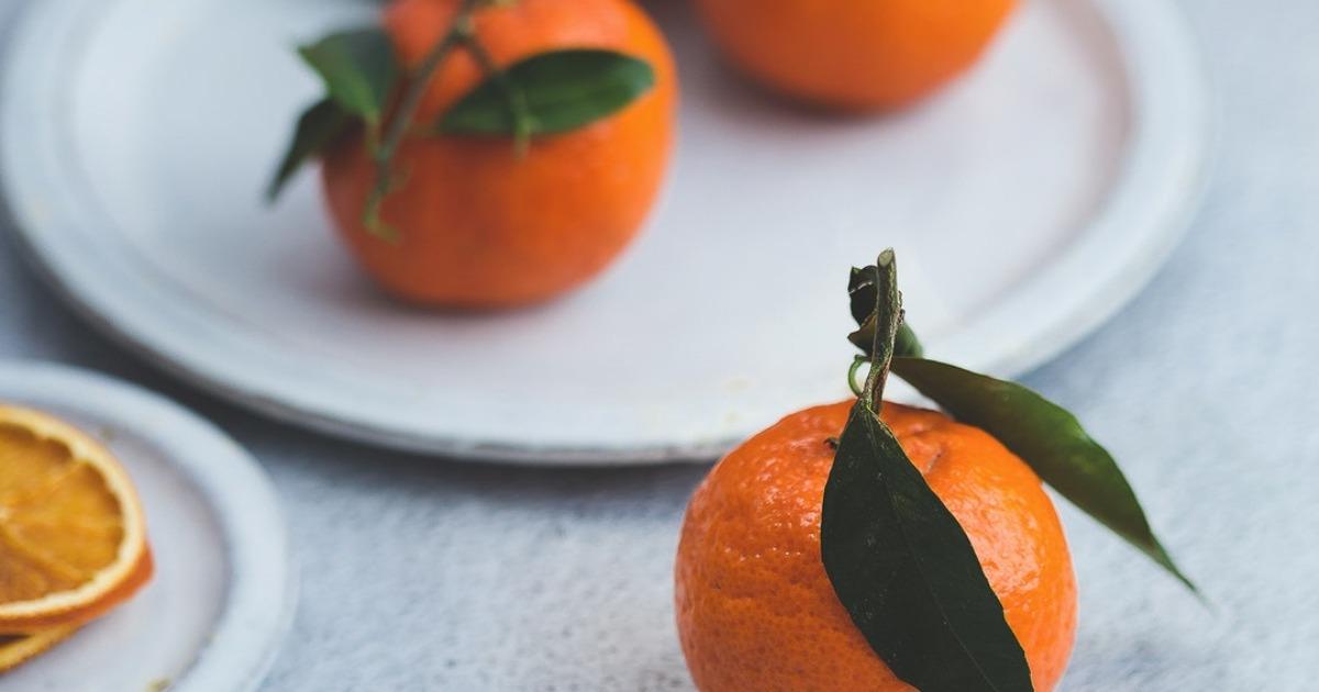 Апельсин как следствие, содержащее в себе причину