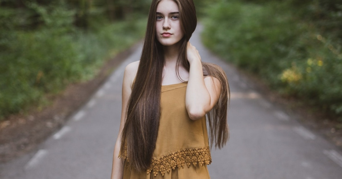 Женские ритуалы: Волосы