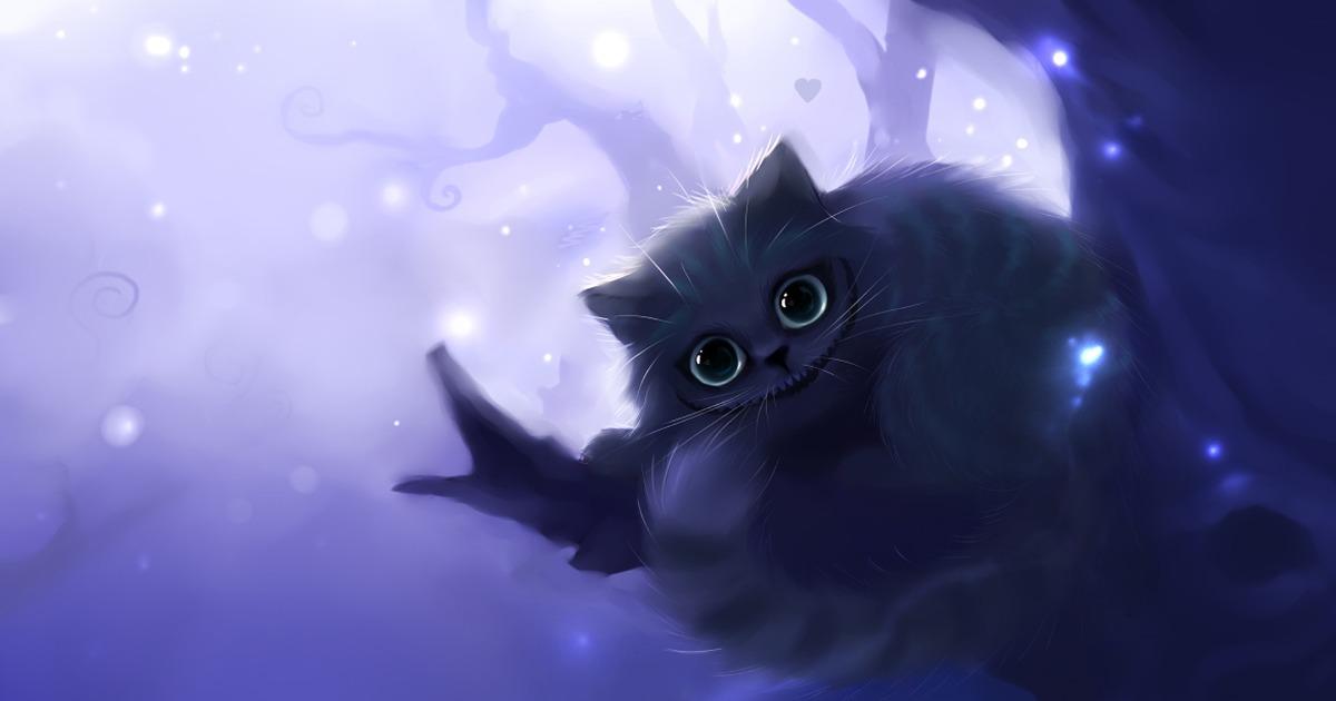 20 премудрых странностей Чеширского кота