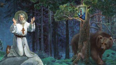 Преподобный Серафим Саровский: Нет хуже греха, и ничего нет ужаснее и пагубнее духа уныния