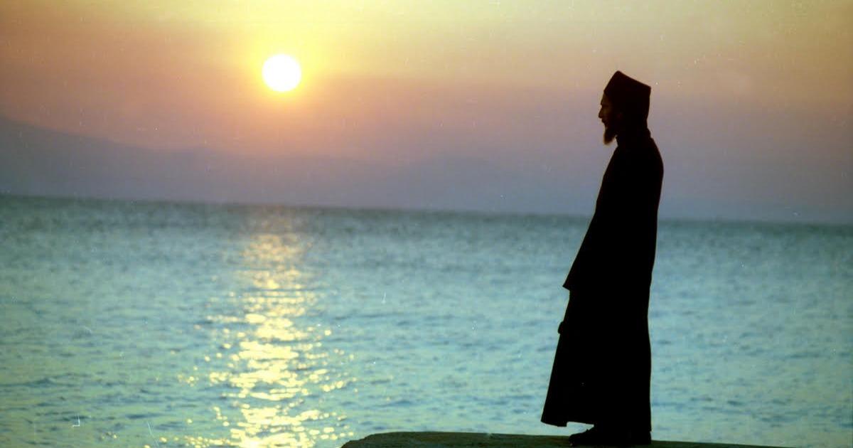 Симеон Афонский: Самый бедный человек тот, который больше всего любит…