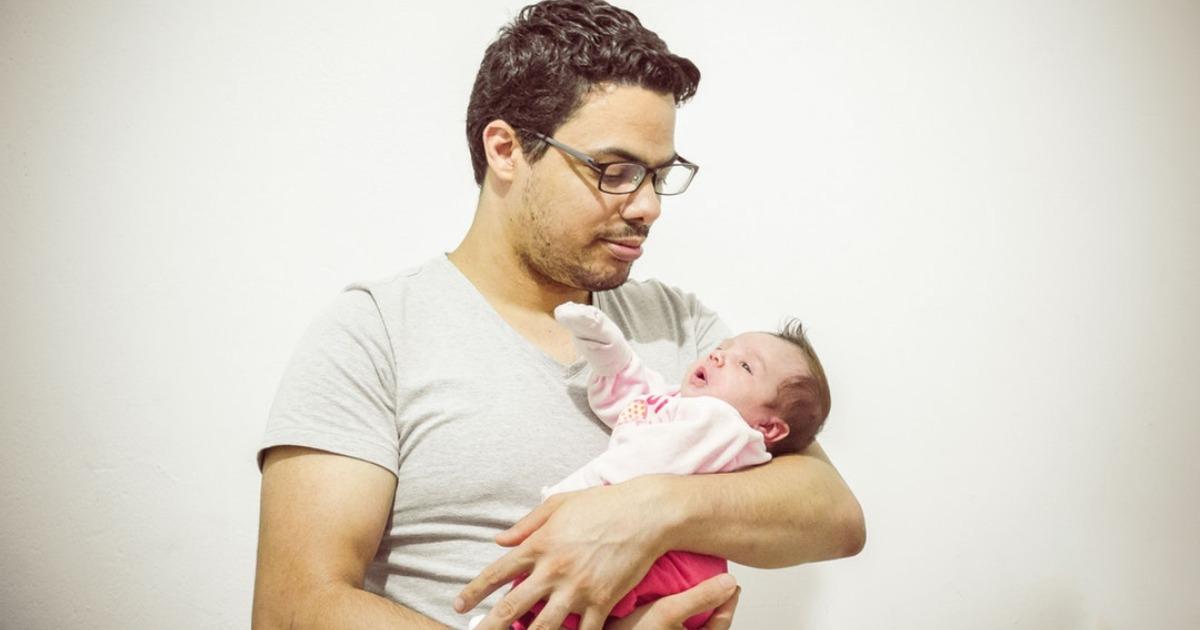 Правила генетики: эти 7 вещей дети наследуют исключительно от отцов