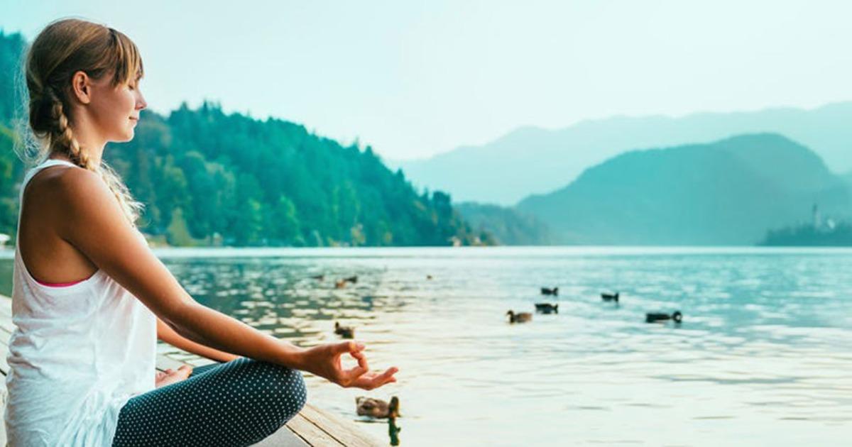 Медитация «Пустая чаша»