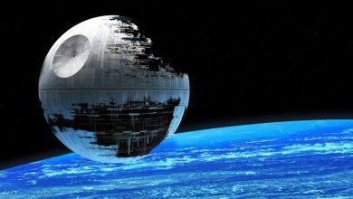 Луна — космический оплот Чужих