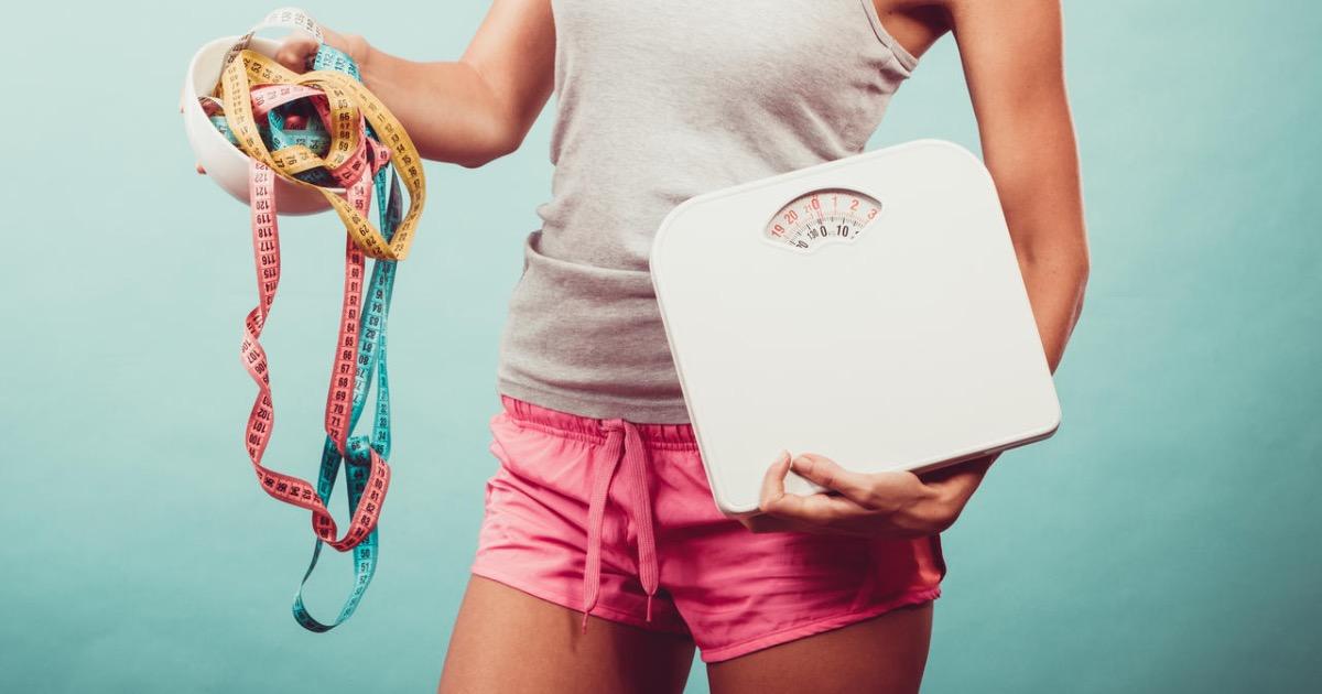 Как гормональный дисбаланс мешает вам терять вес