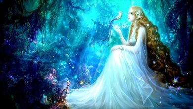 Мир тайн и магии: Эльфы существуют
