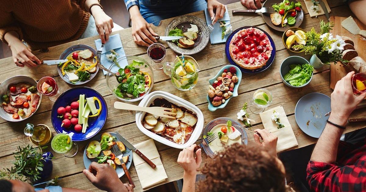 Олег Торсунов: Что мы едим — такими и становимся
