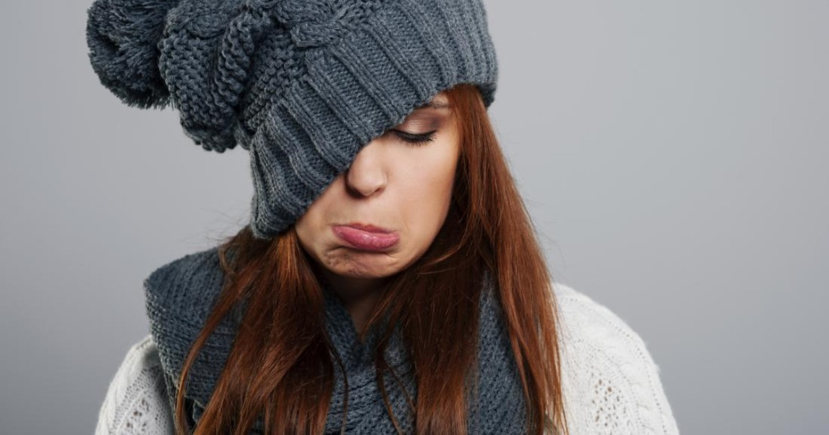 Сезонная депрессия, или Как пережить долгую зиму