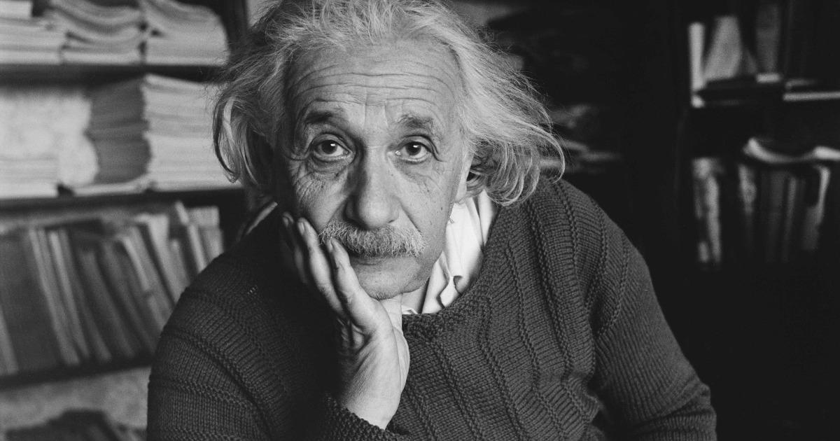 40 гениальных цитат Альберта Эйнштейна