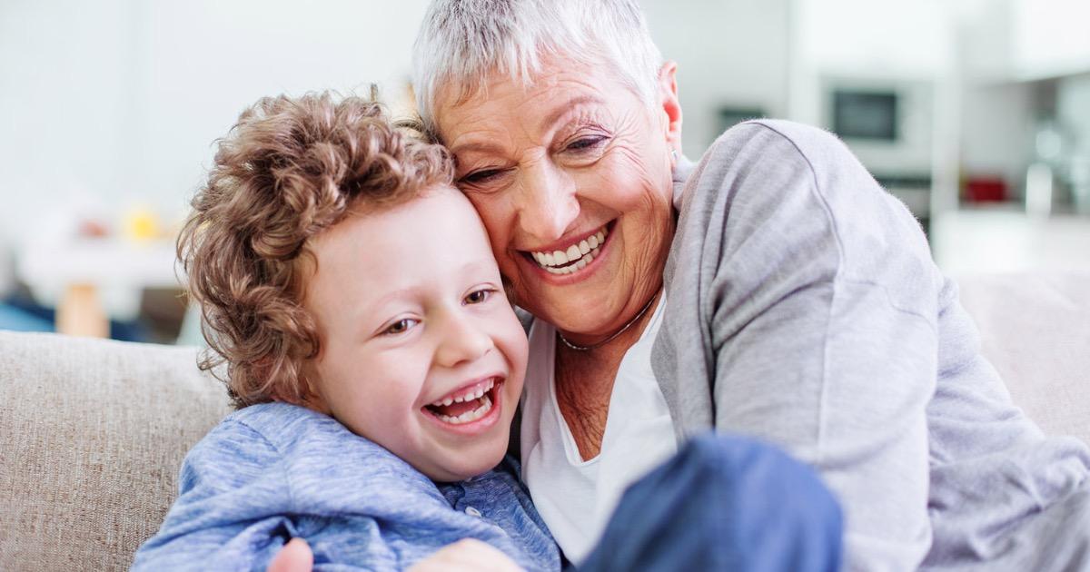 Быть бабушкой — это школа смирения
