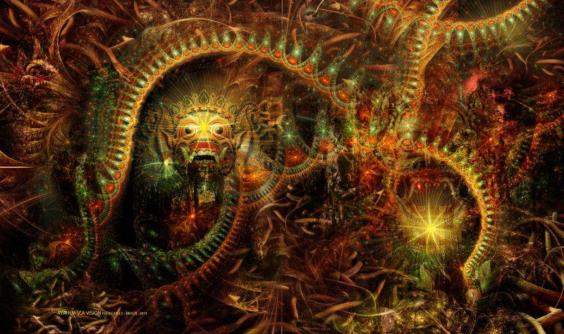 Клетки души в шаманских традициях