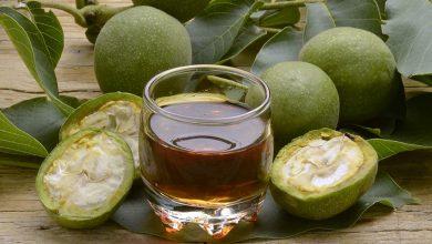 Чай из листьев грецкого ореха для весеннего очищения