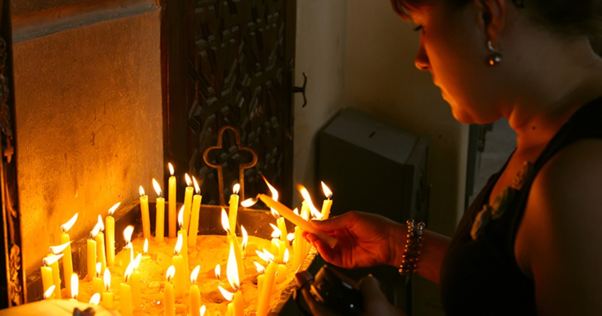 Традиции и обряды в день памяти мучеников Севастийских