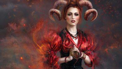 Психологический портрет женщины Овна
