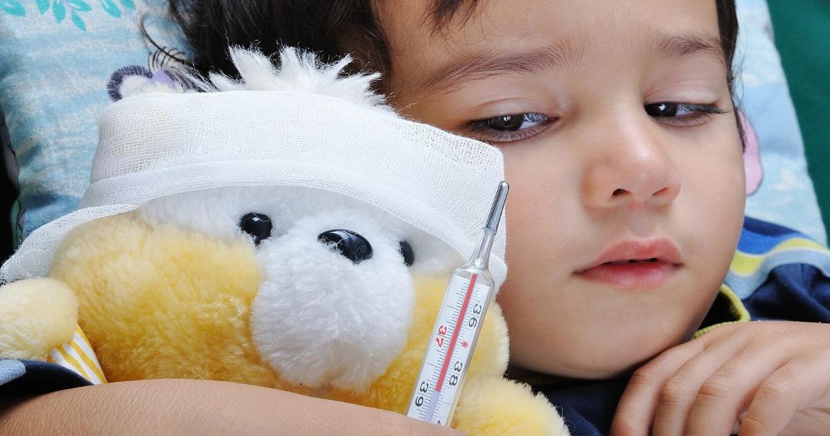 Почему болеют дети: психосоматика