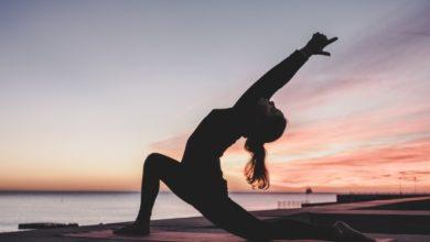 Йога против усталости