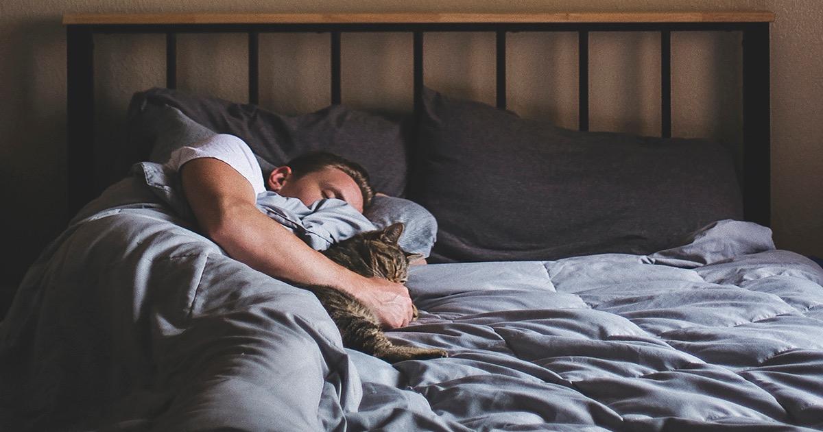 Здоровый сон — раздельный сон