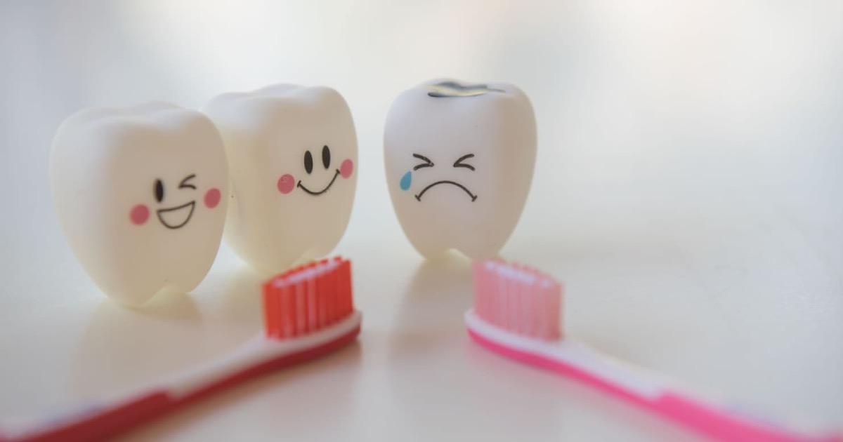 Зубы расскажут о здоровье наших органов