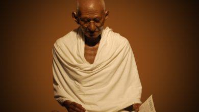 5 уроков от Махатмы Ганди